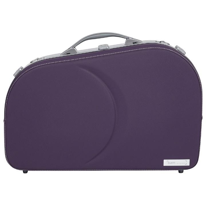 L'etoile Hightech Adjustable Violet French Horn Case