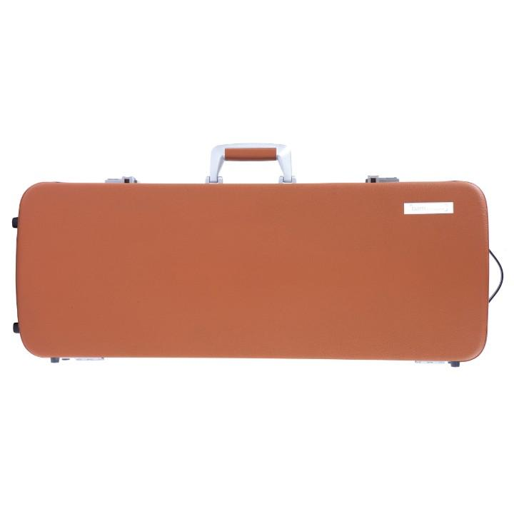 leather oblong viola case
