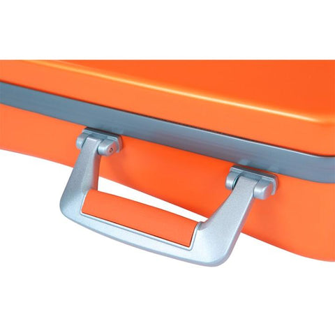 Image of Bam La Defense Contoured Viola Case Orange