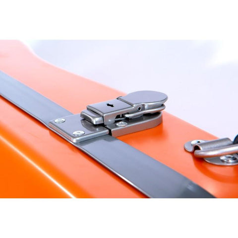 Image of bam orange violin case