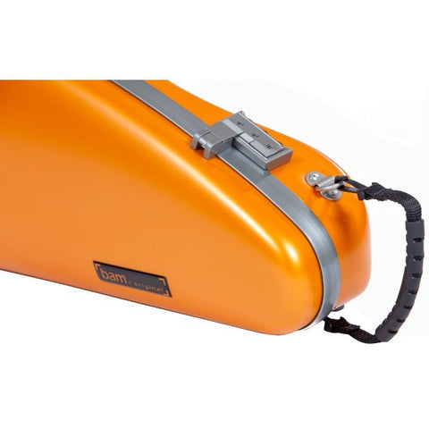 bam slim orange violin case