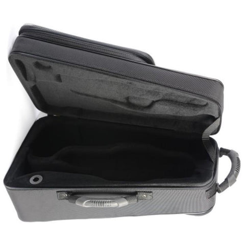 Image of Bam New Trekking One Trumpet case Silver