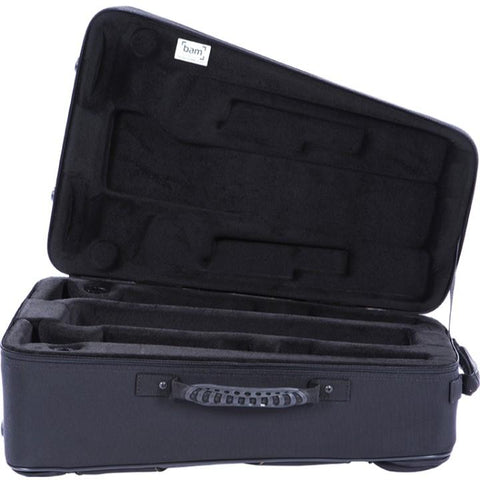 Image of Bam New Trekking Two Trumpets case Aluminum