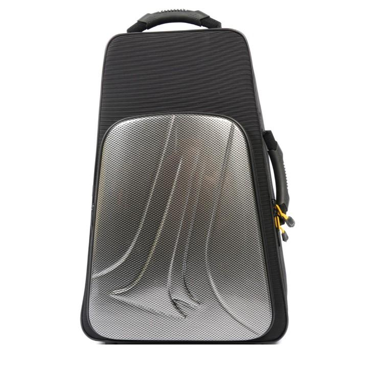 Bam New Trekking Silver Two Trumpet case