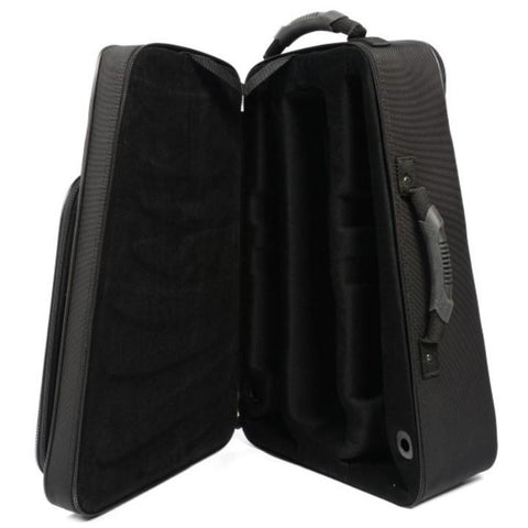 Image of Bam New Trekking Silver Two Trumpet case