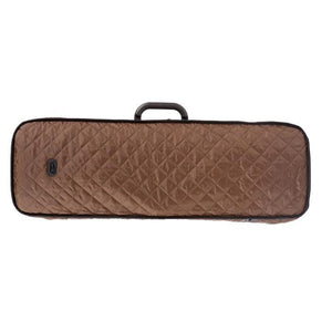 Bam Oblong Violin Case Hoody Brown