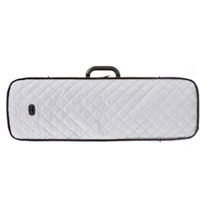 Bam Oblong Violin Case Hoody Grey
