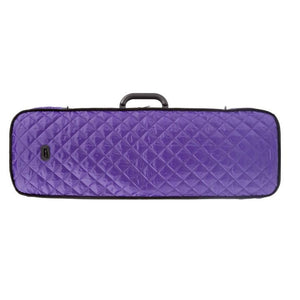 Bam Oblong Violin Case Hoody Purple