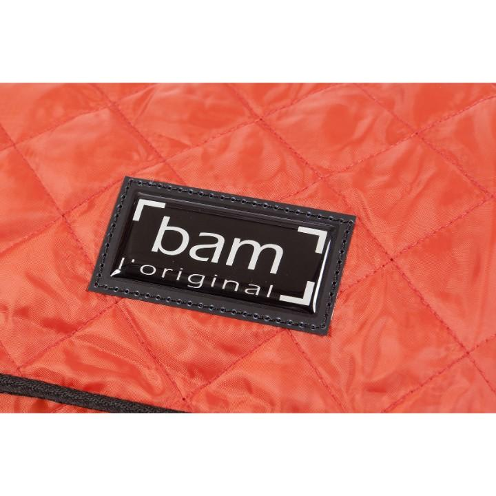 red bam hoodie
