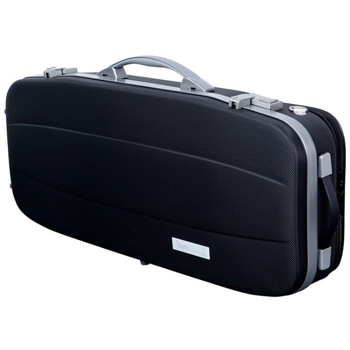 Bam Panther Hightech Adjustable Bassoon Case Black