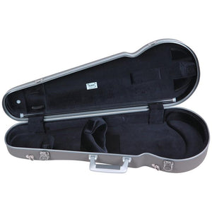 Bam Panther Hightech Contoured Viola Case Grey