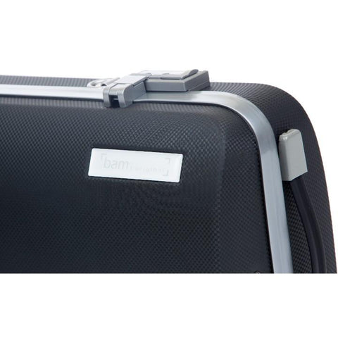 Image of Bam Panther Hightech Oblong Violin Case- Bam Logo