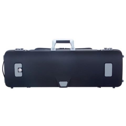 Image of Bam Panther Hightech Oblong Violin Case- Back
