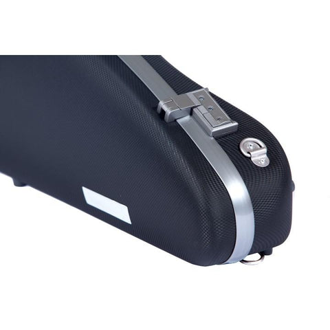 Bam Panther Slim Black Violin Case - Combination locks