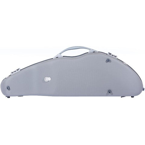 Bam Panther Slim Grey Violin Case - Back