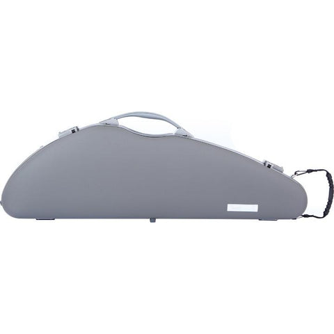 Bam Panther Slim Grey Violin Case - Front