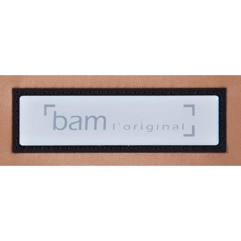 bam performance violin case brown