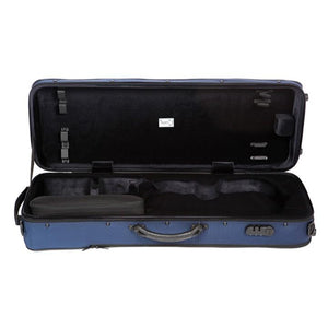 Bam Saint Germain Oblong Viola Case Blue