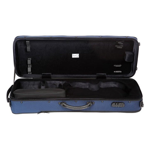 Image of blue viola case