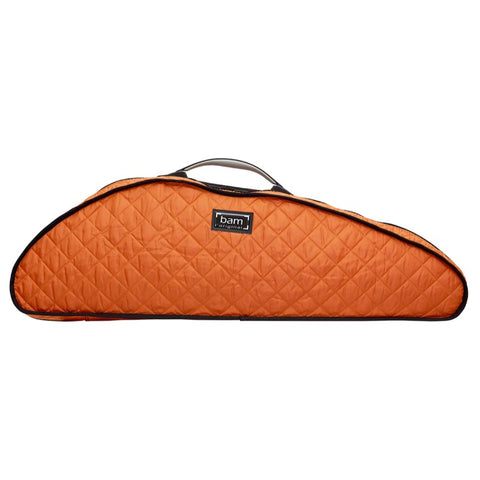 Bam Slim Hightech Case Orange Hoody Front