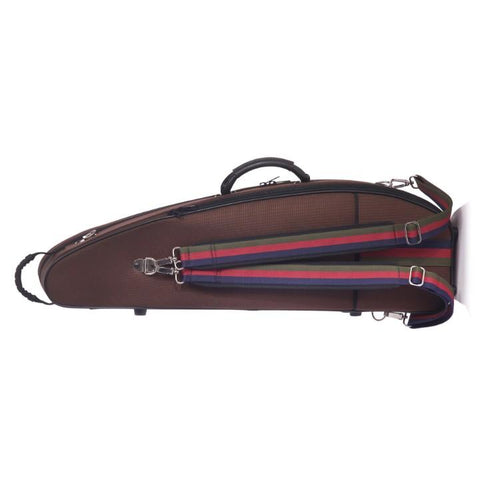 Image of brown st germain violin case