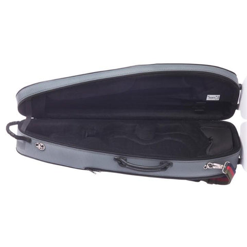 Image of Bam St. Germain Contoured Violin Case Gray