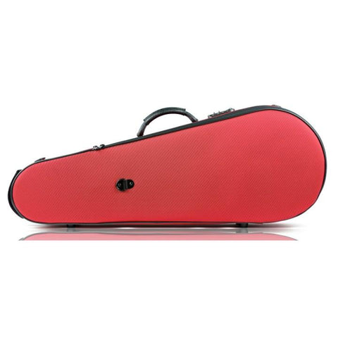 Image of red bam viola case