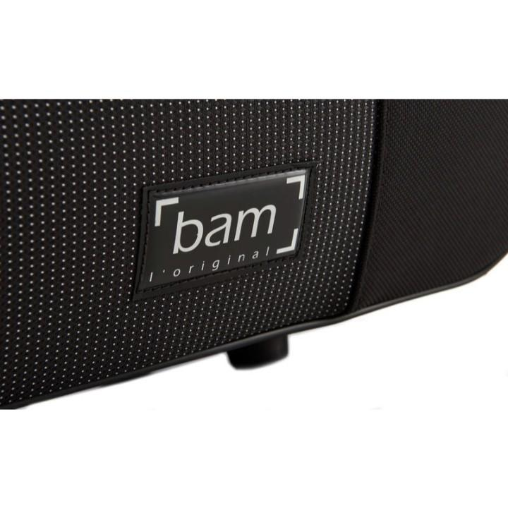Bam Stylus Oblong Viola Case Black