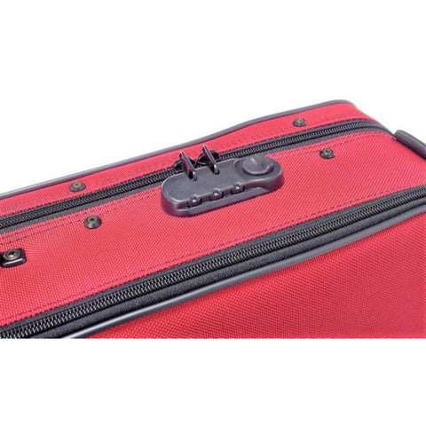 Image of Bam Stylus Oblong Viola Case Red