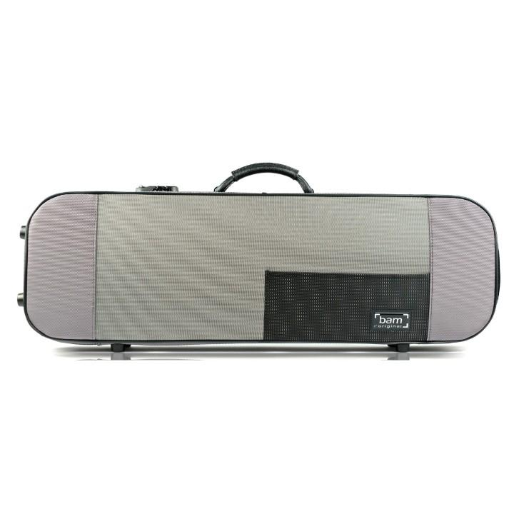gray stylus violin case