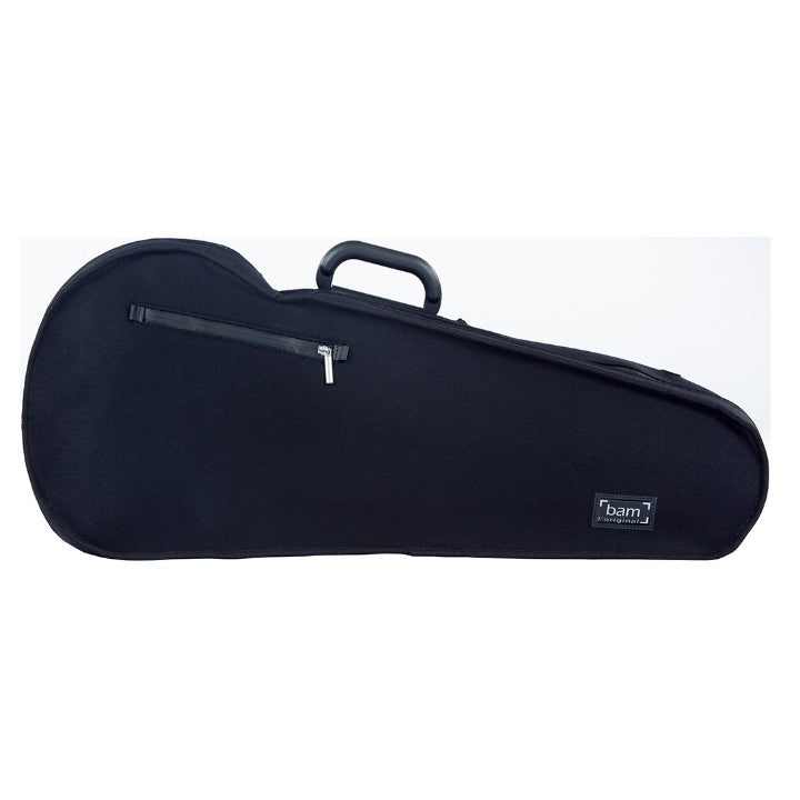 Bam Submarine Black Hoody for Hightech Contoured Viola Case - Front