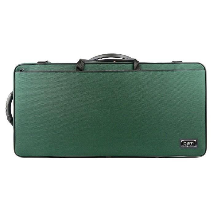 bam double case for violin and viola