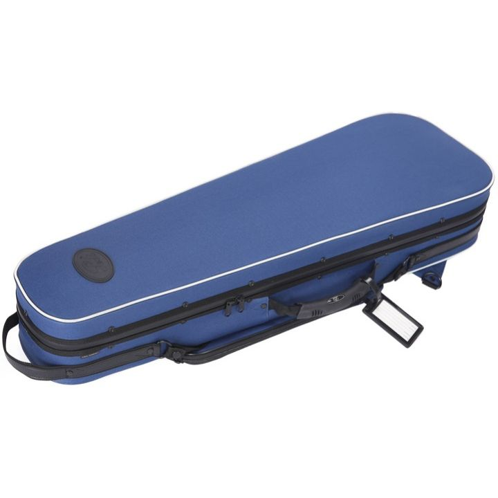 Blue Pedi Niteflash Superlite Pro Violin Case