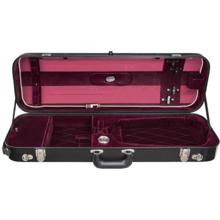 Bobelock 1060 Black violin case