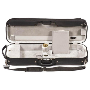 Grey Oblong Violin Case