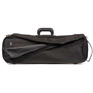 Bobelock 1002 Grey Velvet Oblong Suspension Violin Case