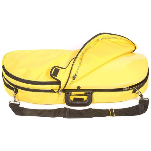 Image of yellow violin case