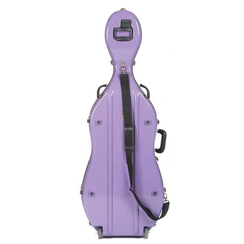 Image of hard cello case