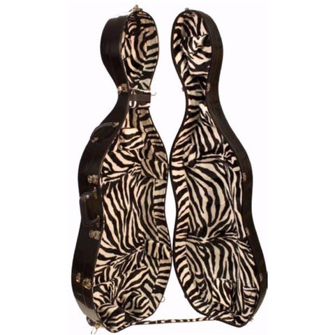 Image of full size cello case