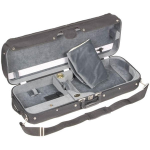 Bobelock 2006 Oblong Viola Case Grey Interior