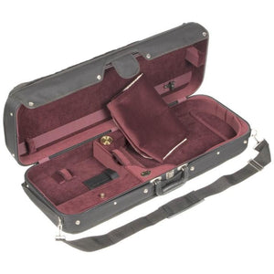 Bobelock 2006 Oblong Viola Case Wine Interior