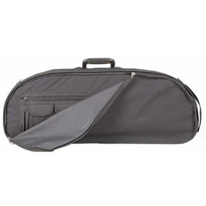 Bobelock  2048 Half Moon Wooden Viola Case Gray