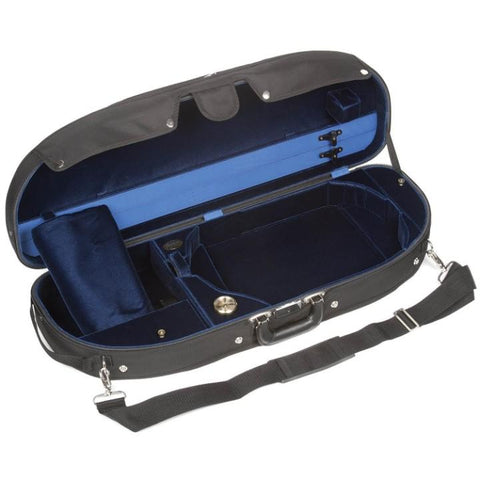 adjustable Half Moon Viola Case