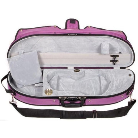 Image of purple bobelock violin case