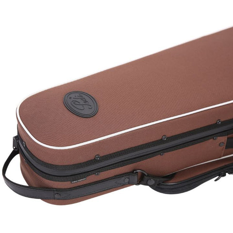 Pedi Niteflash Superlite Pro Violin Case Brown