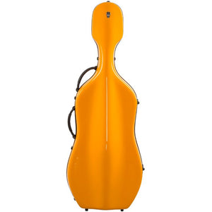 Howard Core CC4300 Fiberglass Cello Case Orange