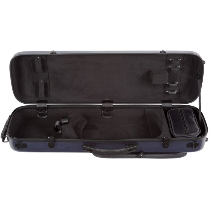 Howard Core CC450 Scratch-Resistant Violin Case Blue