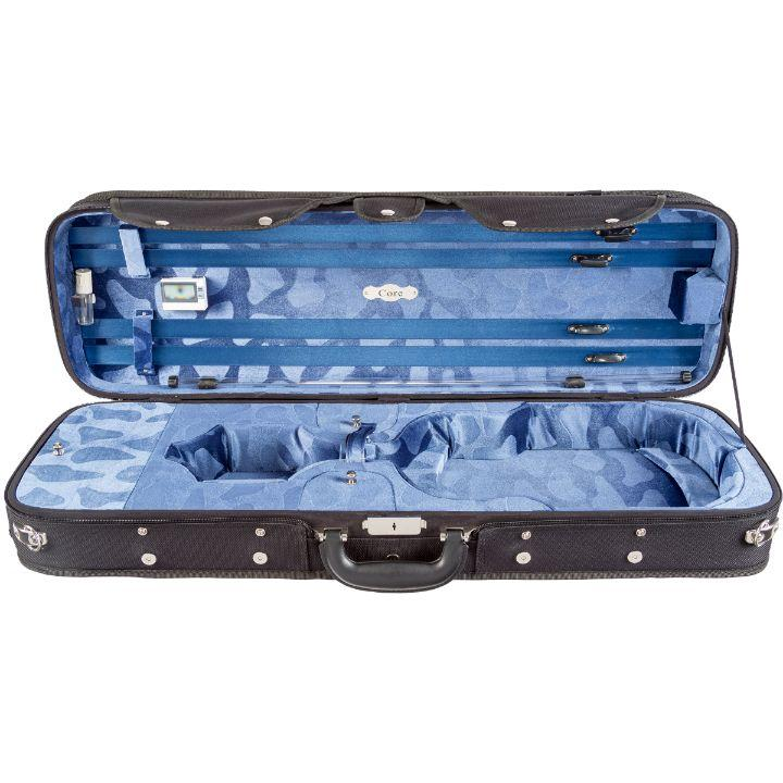 Howard Core CC540 Blue Violin Case