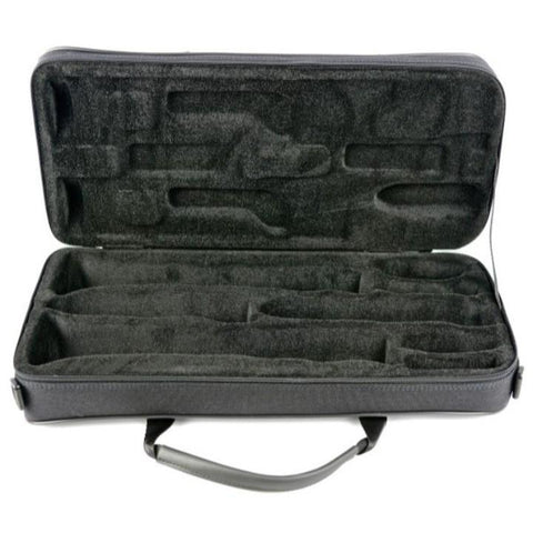 Image of Bam Double Clarinet Case Bb/A Black