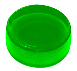 Clarity Rosin Green